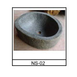 NS.02 Natural stone sink