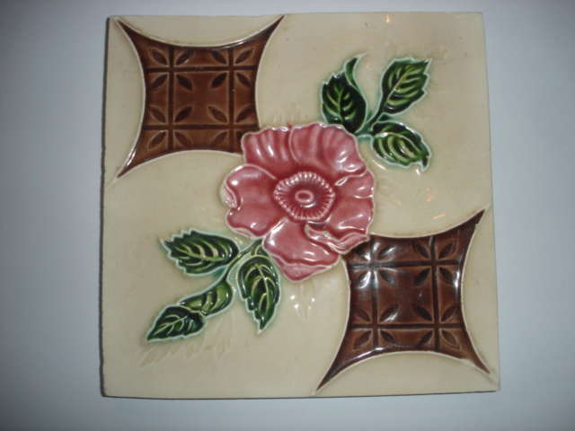 Antique Tile Item Code TSM01 size W ; 6 x 6'' price per each