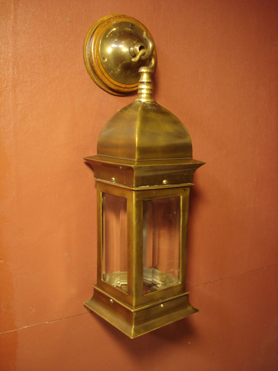 Wall lamp NO.ELS37E Deep 4'' high 15''