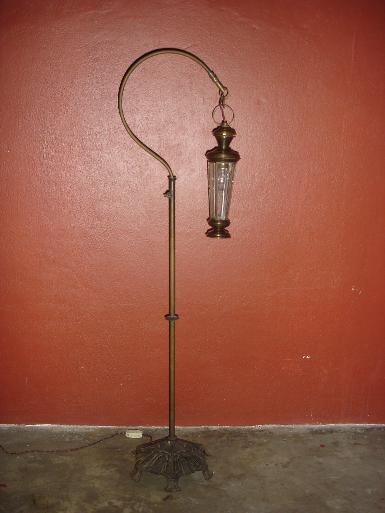 Floor Lamp Code FL31 high49''