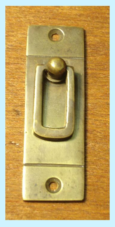 Brass Handle CodeA.133  L_82 mm W_25mm