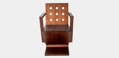 Chair teak wood code BLC01B.B