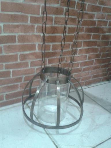 Hanging Lamp code HGL400A size wide 30 cm.