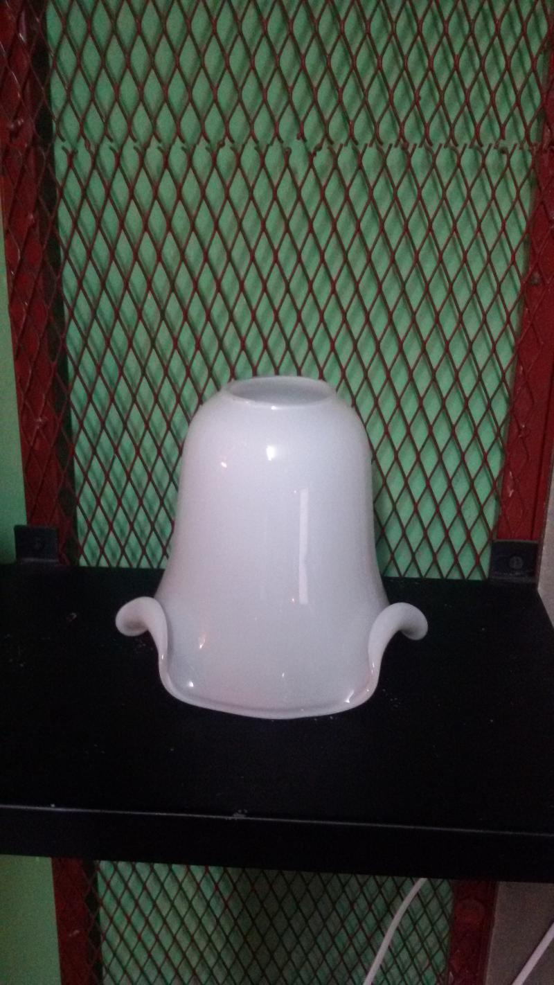 Lamp Shade Item code LS008A  size hole 46 mm. wide 14 cm high 13 cm.