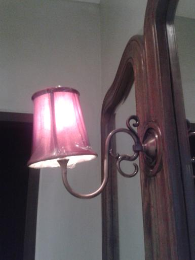 Wall Lamp Item code WL900D  size deep 22 cm base wide 88 mm.