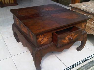Coffee Table 004 size 60x60cm