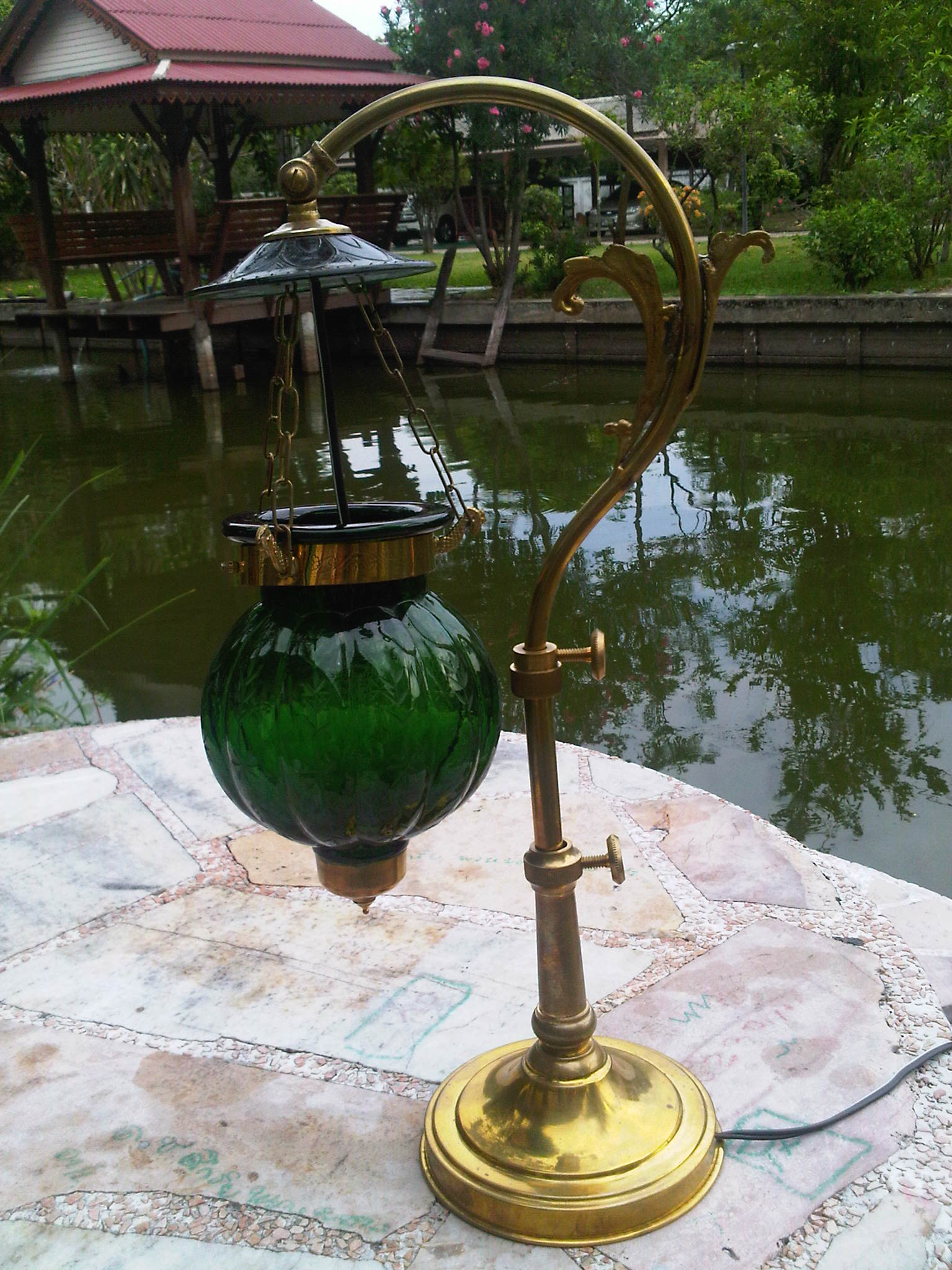 Table Lamp Code TB90 size 55cm