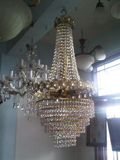 Chandelirs lamp ITEM CODE AT.100 SOLD OUT