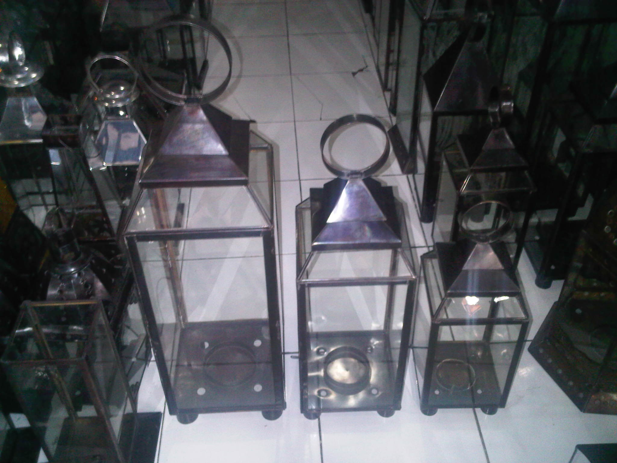 Lantern Lamp Code MRL01M candle set