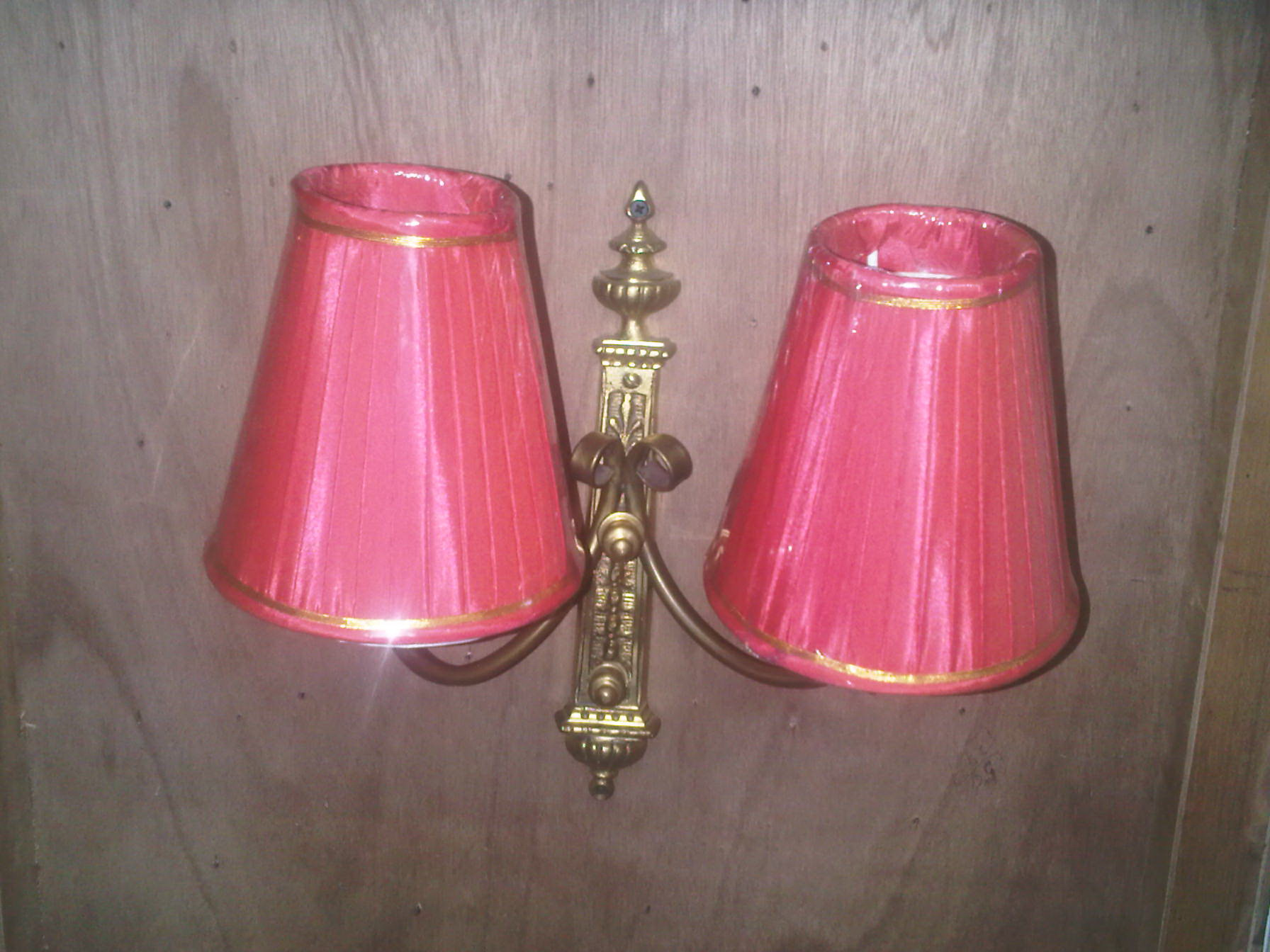 Wall Lamp Item Code WL.200D  Size high 36 x 36 cm