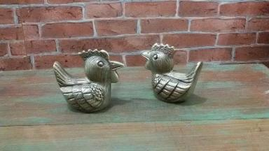 Chicken Handle Brass Item Code N.173D size wide 70 mm.high 61 mm. Thickness 33 mm.