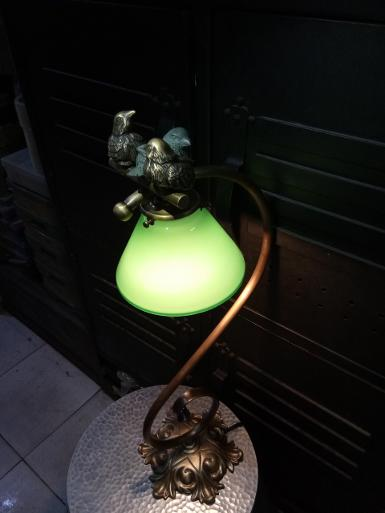 Table Lamp 3 bird.