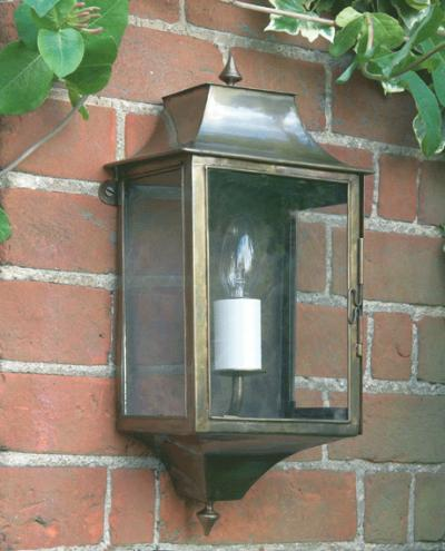 English Wall Lamp out door lampCode ELS07 size H 41cm.(16'') width 20 cm.(8'') depth 11cm.